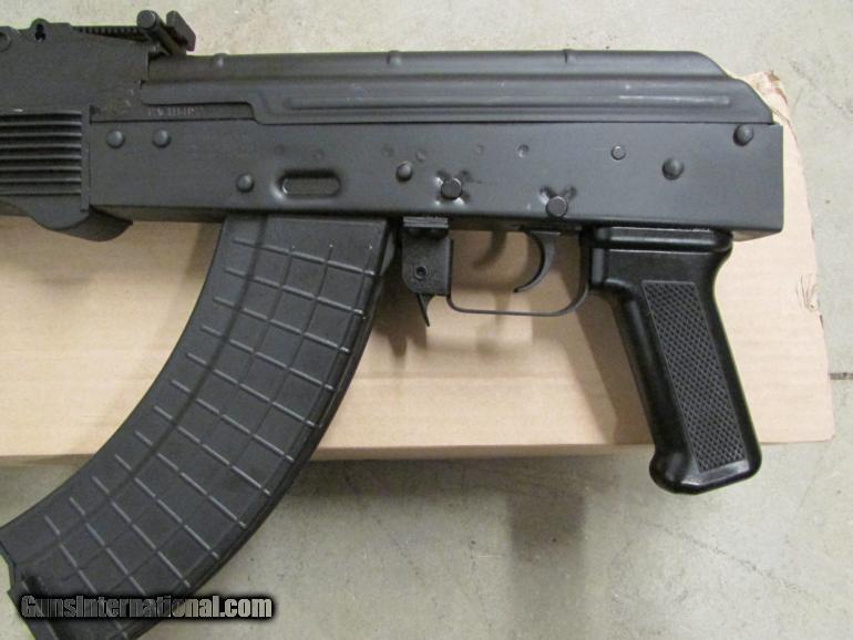 IO Inc  Polish Hellpup AK-47 AK47 Draco Pistol 7 62X39mm