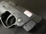Smith & Wesson Bodyguard .380 ACP/AUTO with Laser 109380 - 5 of 8