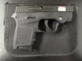 Smith & Wesson Bodyguard .380 ACP/AUTO with Laser 109380 - 1 of 8