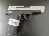 Sig Sauer P226 Two-Tone 9mm - 1 of 6