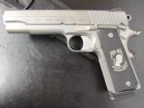 Sig Sauer Stainless 1911 POW-MIA .45 ACP with Knife & Storm Case - 2 of 10