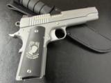 Sig Sauer Stainless 1911 POW-MIA .45 ACP with Knife & Storm Case - 3 of 10
