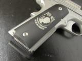 Sig Sauer Stainless 1911 POW-MIA .45 ACP with Knife & Storm Case - 6 of 10