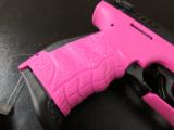 Walther P22 Semi-Auto .22LR Pistol Hot Pink - 6 of 8
