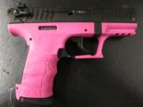 Walther P22 Semi-Auto .22LR Pistol Hot Pink - 1 of 8