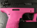Walther P22 Semi-Auto .22LR Pistol Hot Pink - 3 of 8