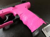Walther P22 Semi-Auto .22LR Pistol Hot Pink - 4 of 8