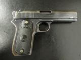 Colt Model 1903 Pocket Hammer Early Round Hammer 38 Rimless 22494 - 1 of 12