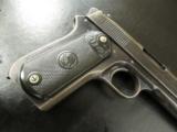 Colt Model 1903 Pocket Hammer Early Round Hammer 38 Rimless 22494 - 3 of 12