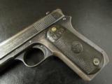 Colt Model 1903 Pocket Hammer Early Round Hammer 38 Rimless 22494 - 5 of 12