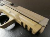 Smith & Wesson Model M&P40 VTAC® FDE Viking Tactics 209920 - 4 of 7