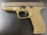 Smith & Wesson Model M&P40 VTAC® FDE Viking Tactics 209920 - 1 of 7