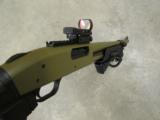 Mossberg Flex 500 Tactical OD Green 12 Gauge Package - 1 of 7