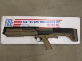 Kel-Tec KSG KELTEC 12 Ga. Shotgun 14 + 1 Tan - 2 of 10