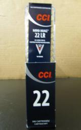 500 ROUNDS CCI MINI-MAG 40 GRAIN .22 LR 22LR .22 - 2 of 4