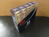 500 ROUNDS CCI MINI-MAG 40 GRAIN .22 LR 22LR .22 - 1 of 4