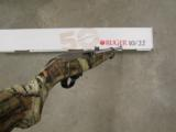 Ruger 10/22 Mossy Oak Camo & Stainless Exclusive .22 LR 1260 - 8 of 9