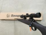Savage Model M-11 Left-Handed Trophy Hunter XP 6.5 Creedmore Nikon - 7 of 8