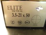BUSHNELL ELITE TACTICAL 3.5-21X50 SCOPE - 4 of 4