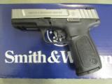 Smith & Wesson SW SD9 VE 9mm Luger 223900 - 2 of 8