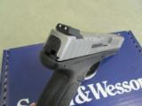 Smith & Wesson SW SD9 VE 9mm Luger 223900 - 8 of 8