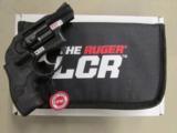 Ruger LCR w/ Crimson Trace Laser Grips .38 SPL 5402 - 1 of 10