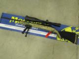 Mossberg ATR Night Train IV Rifle Multicam with Scope .308 Win. - 1 of 8