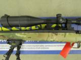Mossberg ATR Night Train IV Rifle Multicam with Scope .308 Win. - 3 of 8
