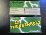 5000 ROUNDS REMINGTON THUNDERBOLT .22LR 22 LR - 4 of 4