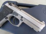 Beretta 92 FS Compact INOX (Stainless) USA Made 9mm J90C9F20 - 6 of 9
