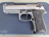 Beretta 92 FS Compact INOX (Stainless) USA Made 9mm J90C9F20 - 2 of 9