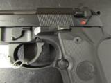 Beretta 92 FS Compact Black USA Made 9mm - 1 of 8