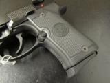 Beretta 92 FS Compact Black USA Made 9mm - 5 of 8