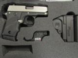 Sig Sauer P238 Hogue Grips & Laser .380 ACP 238-380-NBS12 - 9 of 9