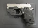 Sig Sauer P238 Hogue Grips & Laser .380 ACP 238-380-NBS12 - 2 of 9