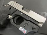 Sig Sauer P238 Hogue Grips & Laser .380 ACP 238-380-NBS12 - 5 of 9