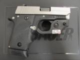 Sig Sauer P238 Hogue Grips & Laser .380 ACP 238-380-NBS12 - 1 of 9