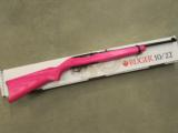 Ruger Distributor Exclusive Pink Laminate Stock 10/22 .22LR - 1 of 8