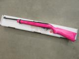 Ruger Distributor Exclusive Pink Laminate Stock 10/22 .22LR - 3 of 8