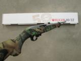 Ruger Distributor Exclusive Mossy Oak & Stainless 10/22 .22 LR - 8 of 8