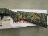 Ruger Distributor Exclusive Mossy Oak & Stainless 10/22 .22 LR - 5 of 8