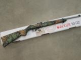 Ruger Distributor Exclusive Mossy Oak & Stainless 10/22 .22 LR - 2 of 8