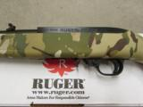 Ruger Un-Cataloged Multi-Cam Camo & Blued 10/22 .22 LR 11164 - 8 of 8