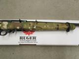 Ruger Un-Cataloged Multi-Cam Camo & Blued 10/22 .22 LR 11164 - 4 of 8