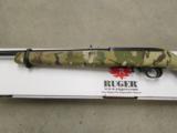 Ruger Un-Cataloged Multi-Cam Camo & Blued 10/22 .22 LR 11164 - 6 of 8