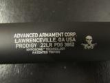 AAC PRODIGY .22 Rimfire Suppressor/Silencer