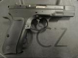 CZ-USA CZ 75 B (Omega) Black Semi-Auto 9mm Pistol 91135 - 1 of 10