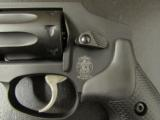 Smith & Wesson Model 43 C 8-Shot .22 LR AirWeight Revolver - 1 of 8