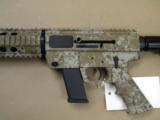 Just Right Carbine 9mm AR15 utilizes Glock Mags Digital Camo - 4 of 5
