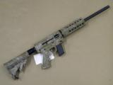 Just Right Carbine 9mm AR15 utilizes Glock Mags Digital Camo - 1 of 5